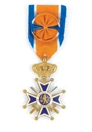 Officier in de Orde van Oranje Nassau